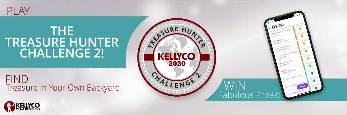 Kellyco's Treasure Hunter Challenge!
