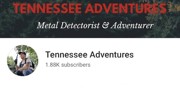 Tennessee Adventures YouTube Channel!