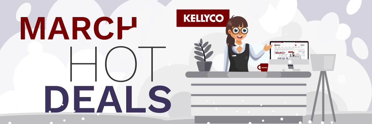 Hot Deals at Kellyco!