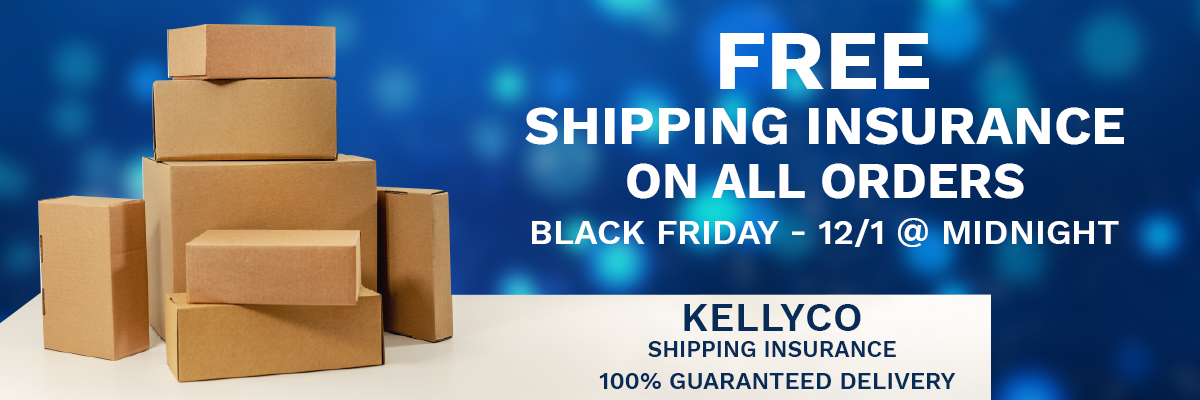 Kellyco Free Shipping Insurance Offer