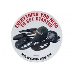 Accessories coupon from Teknetics including accessories from Teknetics Digitek Metal Detector