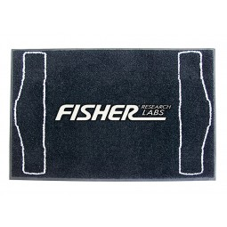 Fisher Walk Through Floor Mat MAT Image 1