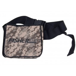 Fisher 2 Pocket Camo Recovery Pouch PCHF Image 2