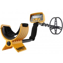 Garrett Ace 400 Metal Detector on white background