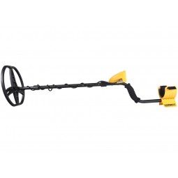 Garrett Ace 400 Metal Detector side view