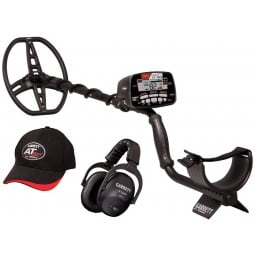 Garrett AT Max with Z-Lynk and MS-3™ Z-Lynk Wireless Headphones and AT Max baseball cap from Kellyco Metal Detectors
