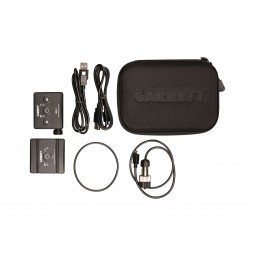 Garrett Z-Lynk Wireless System - 2-Pin AT Headphone Kit Image 1