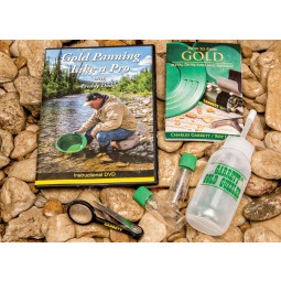 Deluxe Gold Trap Gold Panning Kit Image 3
