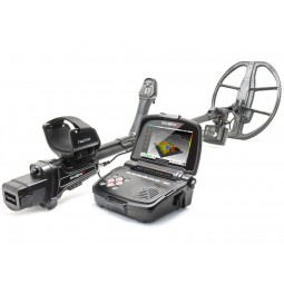 Nokta Makro INVENIO Pro Pack Metal Detector With 3D Imaging box