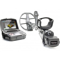 3D Imaging System shown next to Nokta Makro INVENIO Pro Pack Metal Detector