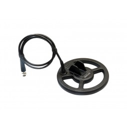 """Makro 7"""" Concentric Black Search Coil (Racer / Racer 2) 20000726 Image 1"""