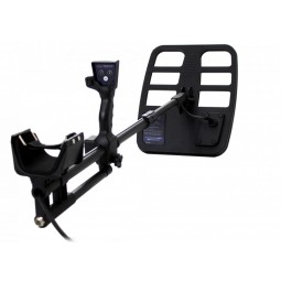 Angled down view of Nokta Makro Deephunter 3D Pro Package Metal Detector