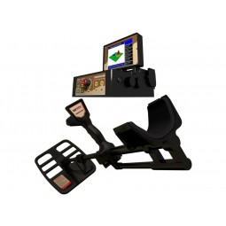 Nokta Makro Jeohunter 3D Basic System Metal Detector shown with 3D imaging system on white background