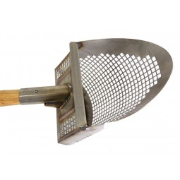 """Gold Digger T-Rex  9.5"""" Stainless Steel Sand Scoop TREX8 Image 3"""