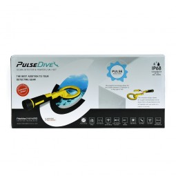 Nokta Makro PulseDive 2-in-1 Scuba Detector and Pinpointer in manufacturer's box