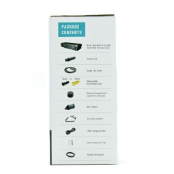 Back of box for Nokta Makro PulseDive 2-in-1 Scuba Detector and Pinpointer