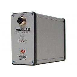 Minelab Lithium Ion Battery (GPX 4500) 03110041 Image 1