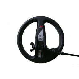 "Minelab 8"" FBS Search Coil with Lower Rod (E-Series) 20210040 Image 1"
