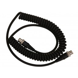 Minelab Curly Cord Power Cable (SD/GP) 30110043 Image 1
