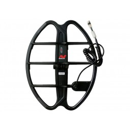 "17"" DD Smart Coil FREE with Minelab CTX 3030 Standard Metal Detector with Wireless Headphones from Kellyco Metal Detectors"