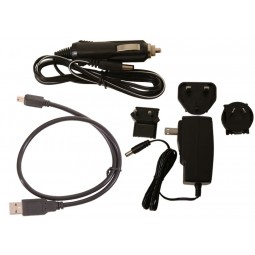 Minelab WD Charger Cables & Plug Pack Kit (CTX-3030) 30110243 Image 1