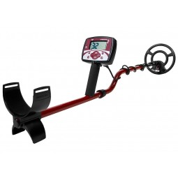 Minelab X-Terra 305 Metal Detector shown in full view from Kellyco Metal Detectors