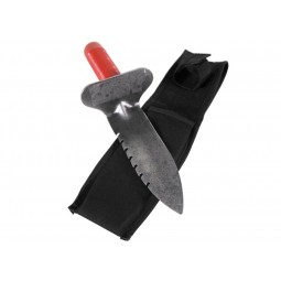 Lesche RS Digging Cutting Tool with Sheath 10 Image 1
