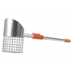RTG 2 in 1 Adjustable Handle Scoop (2 Qt. Capacity) 11720 Image 1