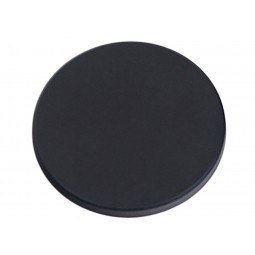 """Fisher 5"""" Closed Coil Cover (Black) 5COVERBLK Image 1"""