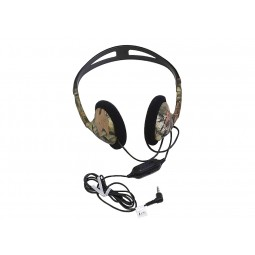 Koss Mossy Oak Portable Headphone (Green) 180701 Image 1