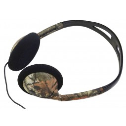 Koss Mossy Oak Portable Headphone (Green) 180701 Image 2