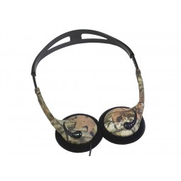 Koss Mossy Oak Portable Headphone (Green) 180701 Image 3