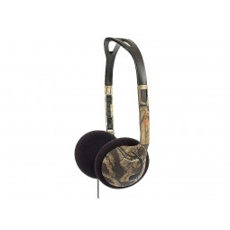 Koss Mossy Oak Portable Headphone (Green) 180701 Image 4