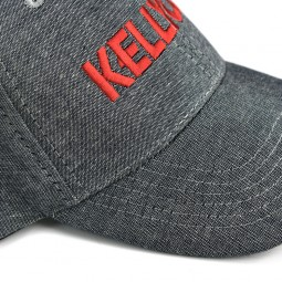 Close Up of a Kellyco Metal Detectors hat