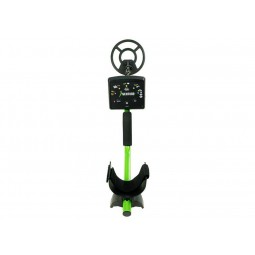 Looking at White's XVenture Metal Detector straight on