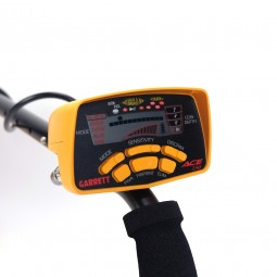 Control Box of Garrett ACE 250 Metal Detector on White Background