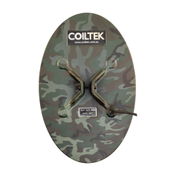 "Coiltek 17 x 11"" Elite Camo Mono Search Coil"