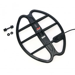 """Minelab 17"""" DD Smart Coil for Minelab CTX-3030 and all included parts"""