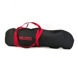Kellyco Red Elite Metal Detector Bag Side View