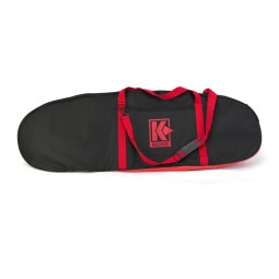 Kellyco Red Elite Metal Detector Bag Back View