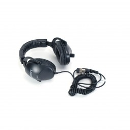 MS-2 Wired Headphones for Garrett AT Pro Metal Detector on White Background