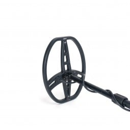 Coil of Garrett AT Pro Metal Detector on White Background