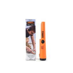 Garrett Pro Pointer AT Pinpointer with Z-Lynk with Manufacturer's Box and on White Background