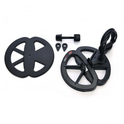 """Minelab 6"""" DD Smart Coil and cover for Equinox 600 and all accessories from Kellyco Metal Detectors"""