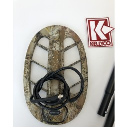 Used -Teknetics G2+ Limited Edition Camo Metal Detector