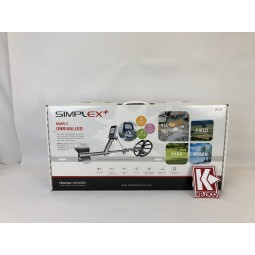 Used - Nokta Makro Simplex+ with Wireless Headphones
