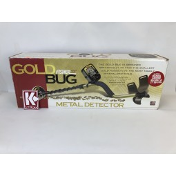 Used Fisher Gold Bug DP Metal Detector