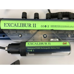 Used - Minelab Excalibur Metal Detector - Parts Only