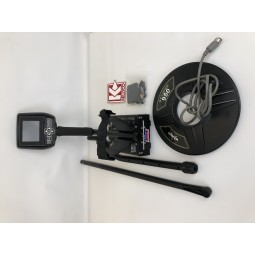Used - White's Spectra VX3 Metal Detector