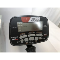Used - Garrett AT Max with Z-lynk Metal Detector